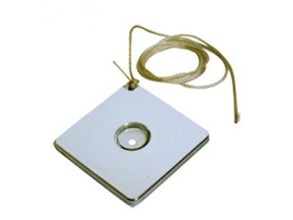 Zrcátko signální 5x5 cm