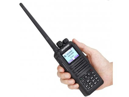 DM-1701 DMR Dualband