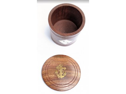 Hrací kostka dřevěná 8024 - 1ks