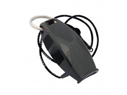 Píšťalka SHARX FOX 40 vojenská nárazuodolná 120 dB černá