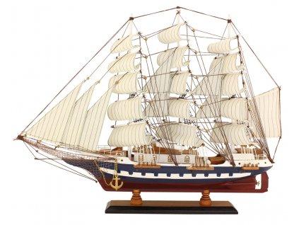 Model lodě plachetnice 5055 63 cm