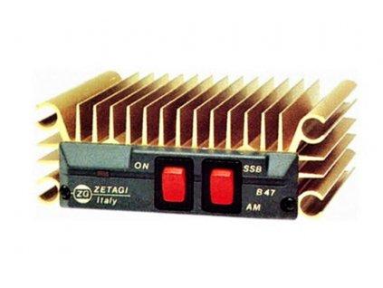 Zesilovač 50 / 26-30 MHz
