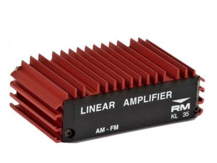 Zesilovač RM KL-35 / 26 - 30 MHz