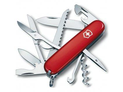 Nůž Victorinox HUNTSMAN 91mm RED