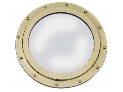 Lodní okénko pevné zrcadlové Ø 30 cm 9059