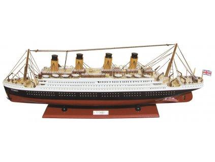 Model lodě - Titanic 80 cm