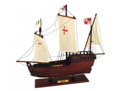 Model lodě - karavela Pinta 37 cm