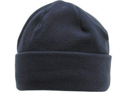 Čepice fleece ROLL Thinsulate™ MODRÁ