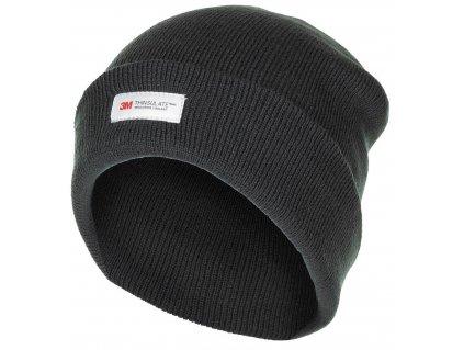Čepice pletená Acryl Thinsulate™ ANTHRAZIT