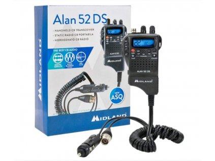 ALAN 52 DS Multi CB radiostanice
