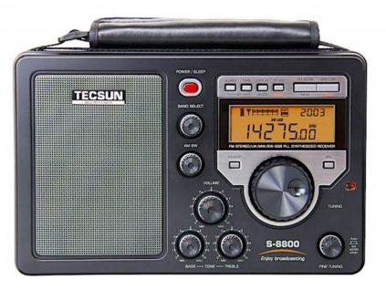 Tecsun S-8800 scanner