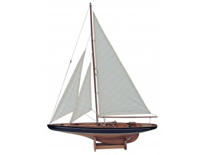 Model plachetnice - jachty 60 cm 5048
