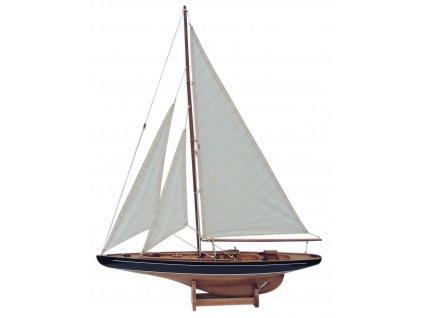 Model plachetnice - jachty 60 cm