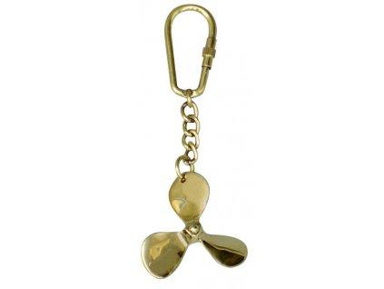 Přívěsek na klíče lodní šroub 1003