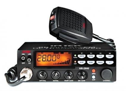 Intek HR-2800 radioamatérská 10m vysílačka
