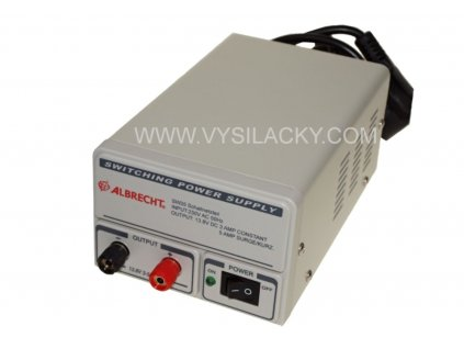 Napájecí zdroj 230V/12V puls 3/5A