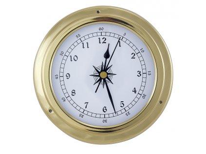Mosazné hodiny 14,5 cm 9420