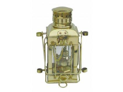 Petrolejová lampa námořnická cargo 25 cm