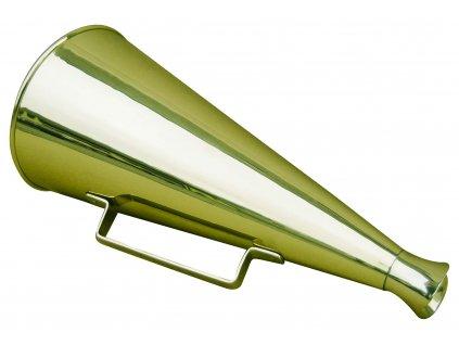 Megafon mosazný