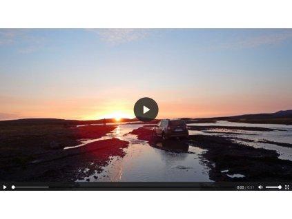 FILM Extrémní Island po vlastní ose -  film z přednášky