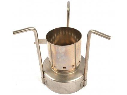 Vařič na líh - Vařík lihový plechový PREMA AČR 1960-1970