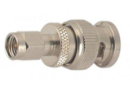 SMA-BNC adapter m/m
