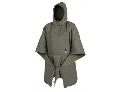 Pončo SWAGMAN ROLL Climashield® ALPHA GREEN