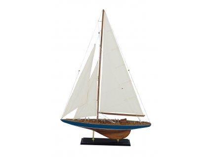 Model plachetnice - jachty 60 cm 5108