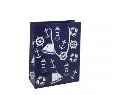 Dárková taška námořnická malá 4901