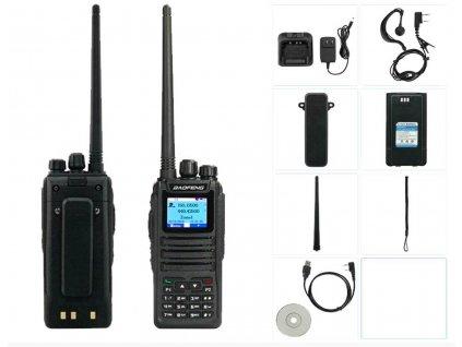 Baofeng Radioddity DM-1801 DMR Dualband (GD-77)