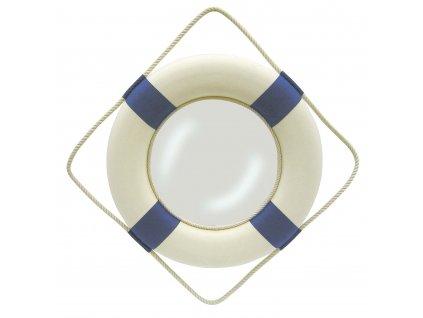 Záchranný kruh dekorační se zrcadlem Ø 50cm 5583
