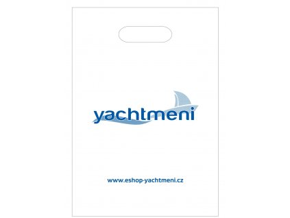 Taška Yachtmeni 350 x 500 mm bílá
