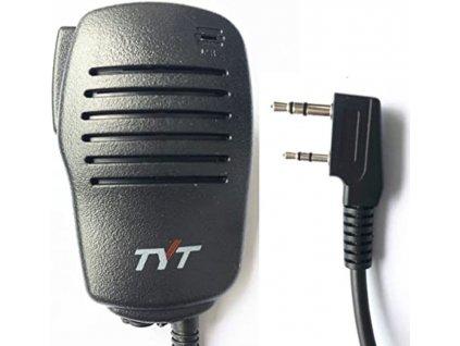 Externí mikrofon / reproduktor pro TYT