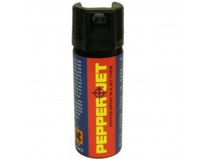 Obranný pepřový sprej Pepper Jet 50ml