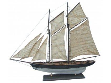 Model plachetnice - jachty 85 cm 5050
