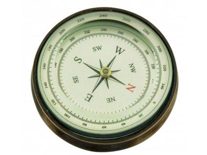 Kompas mosazný ANTIK Ø 8 cm 8567