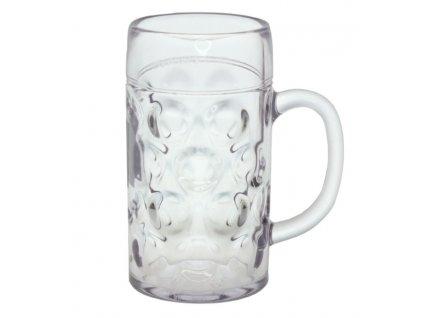 Nerozbitná sklenice - Beer pivo VIP 400 ml