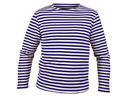 Námořnické triko MARINE dlouhý rukáv