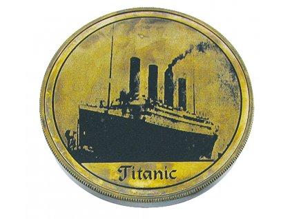 Kompas těžký Titanic