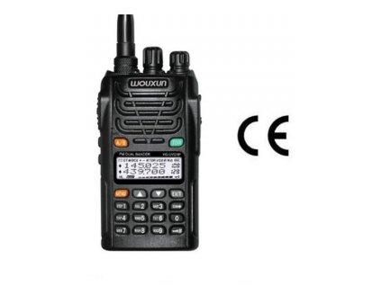 Wouxun KG-UVD1P dualband VHF/UHF IP55