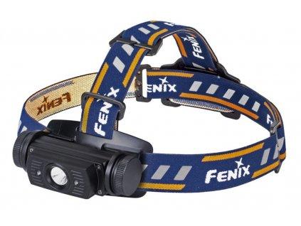 Nabíjecí čelovka Fenix HL60R  + kulich US Navy WATCH