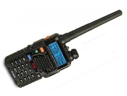 Intek KT-980 HP 8W  + HF sada + Naprogramováno