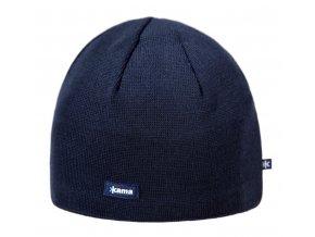 Čepice Kama A02 tmavě modrá