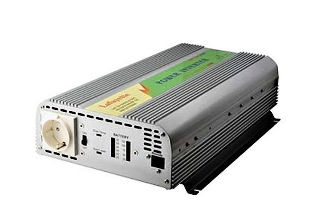 MARCUCCI Měnič napětí 12V/230V 1500W (3500W)