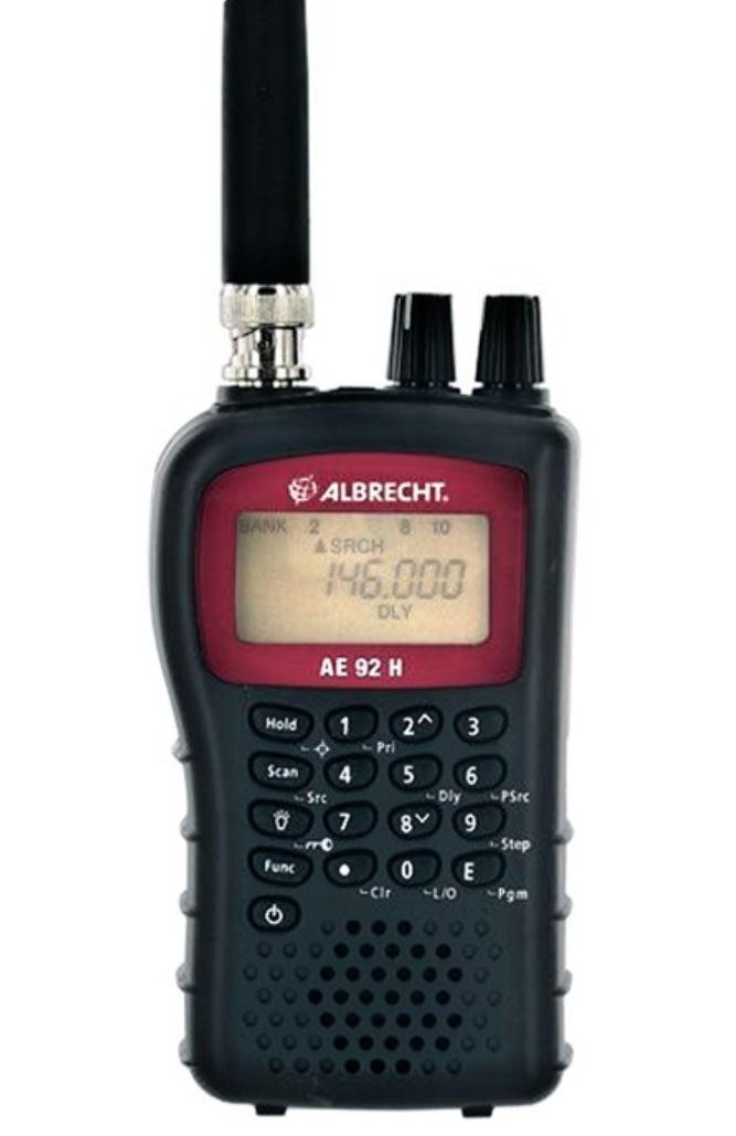 Albrecht AE-92 H (Uniden UBC 92 XLT)