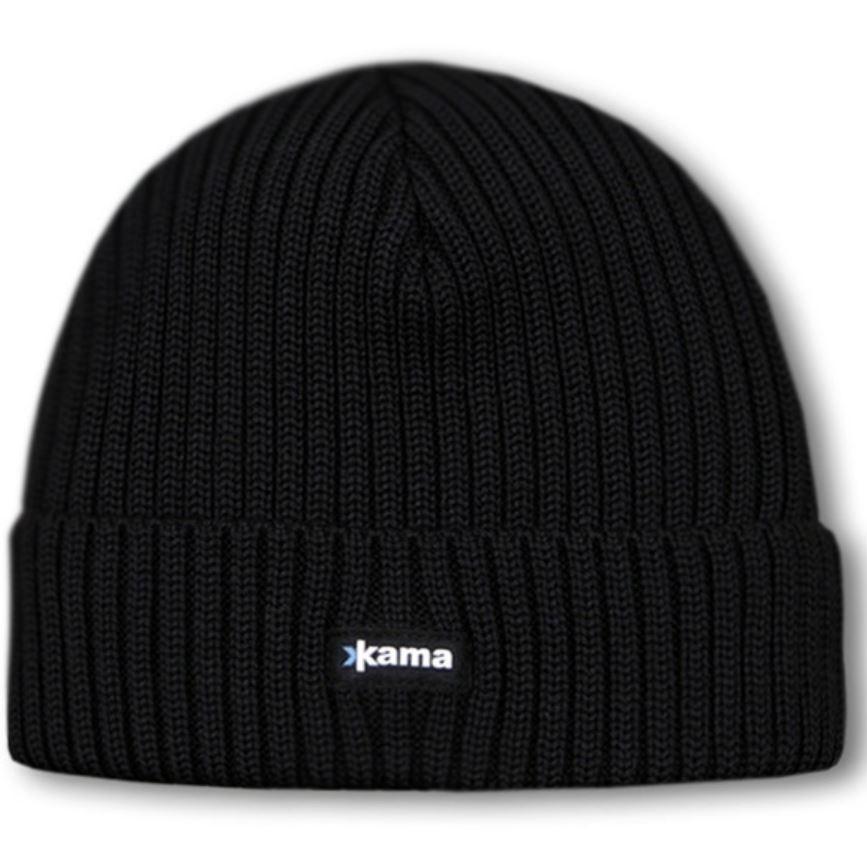 Čepice Kama A12 černá + doprava zdarma