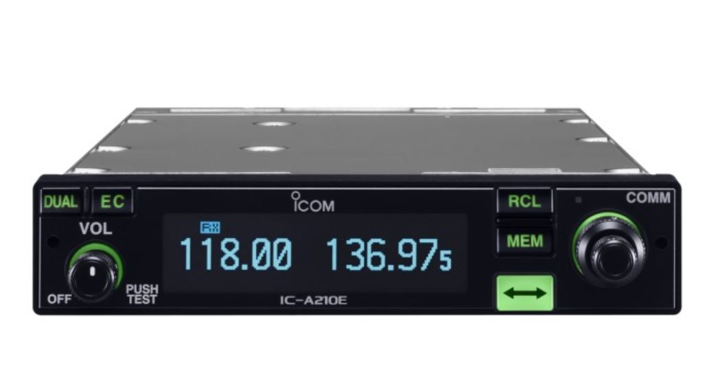 Icom IC-A210 E + doprava zdarma