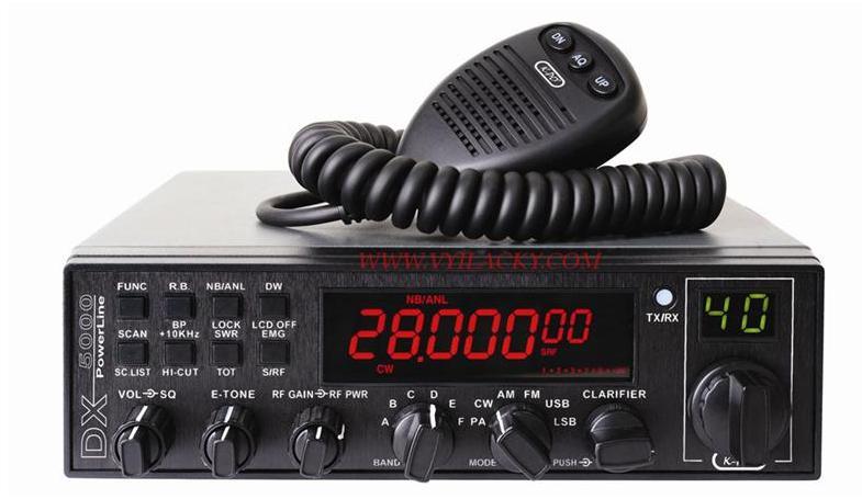 K-PO DX-5000 FM/AM/SSB