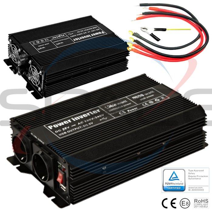 OEM Měnič 24V/230V 3000W (6000W)