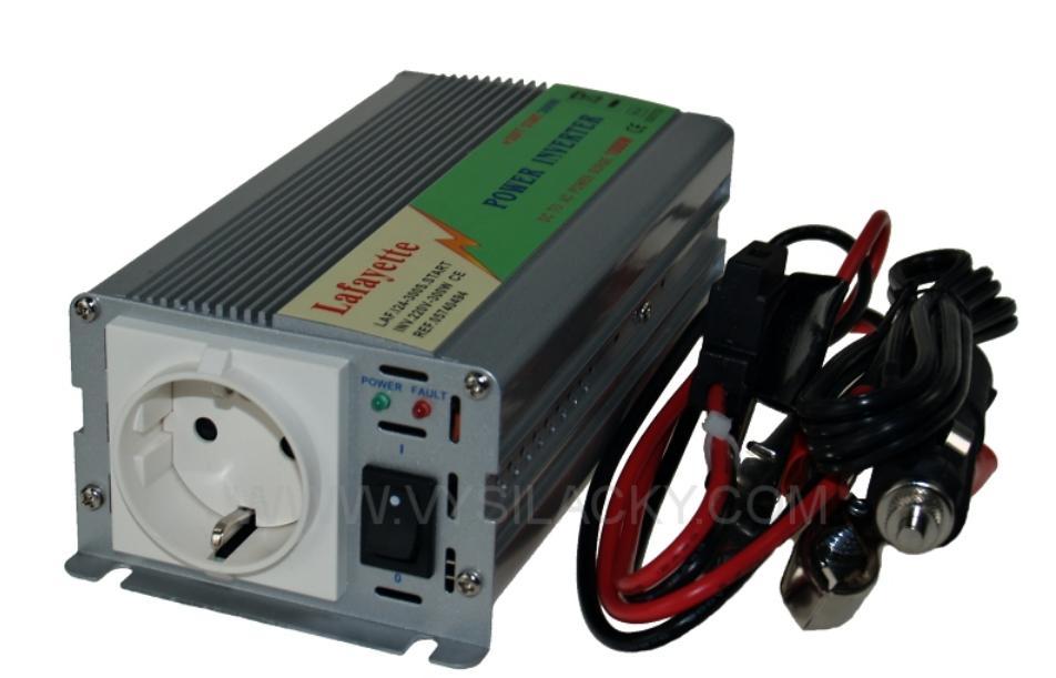 MARCUCCI Měnič 12V/230V 300W (1000W)